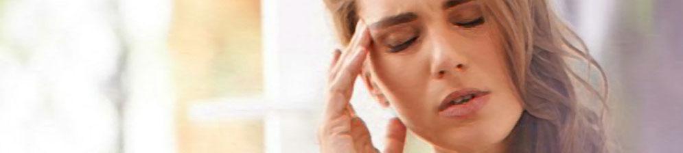 Болит голова у беременной женщины