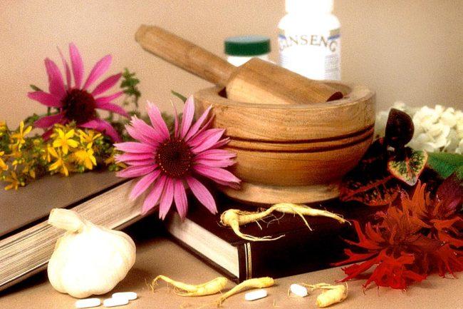 Народные средства для лечения от бесплодия