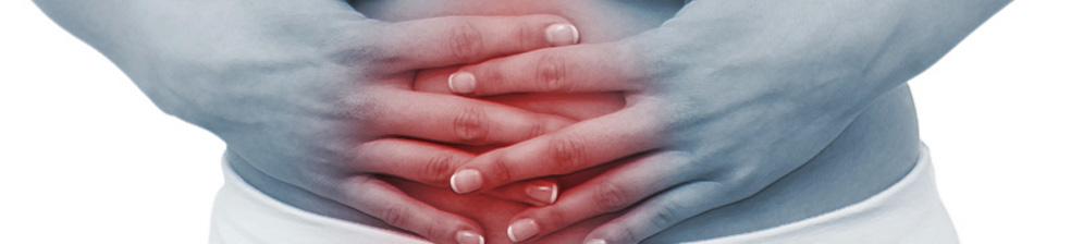 Болит живот у женщины при месячных