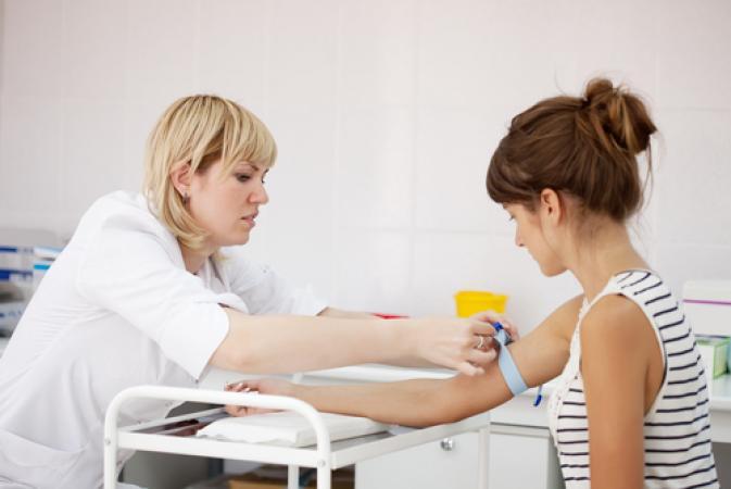 Для чего беременные сдают кровь 73