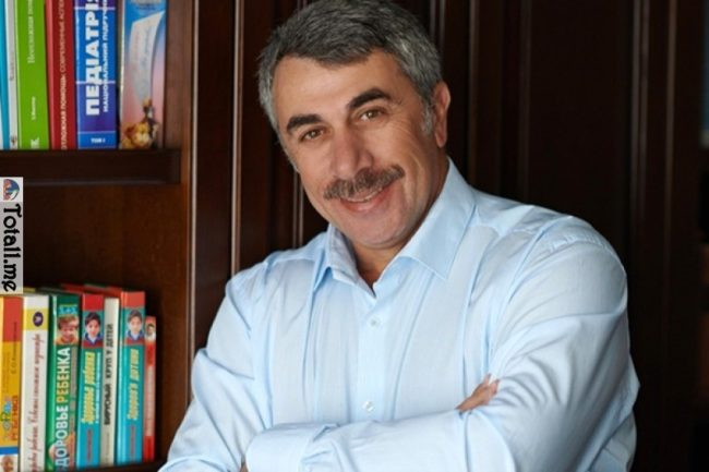 Детский врач Евгений Комаровский