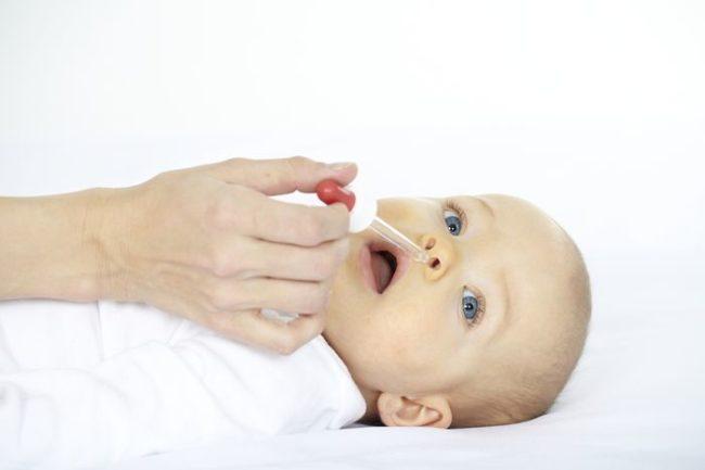 Солевой раствор для новорождённого
