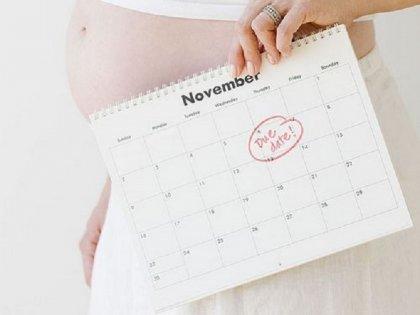 Календарь с отмеченной датой
