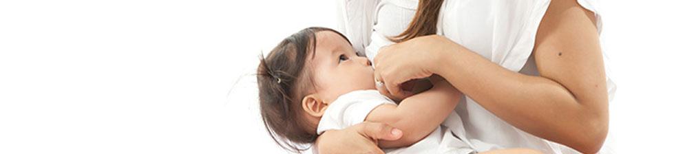 Грудное вскармливание ребёнка