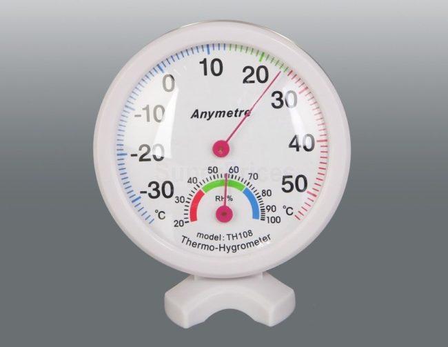 Термометр в для измерения температуры