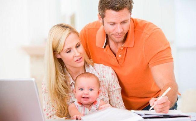 Оформление документов семьёй