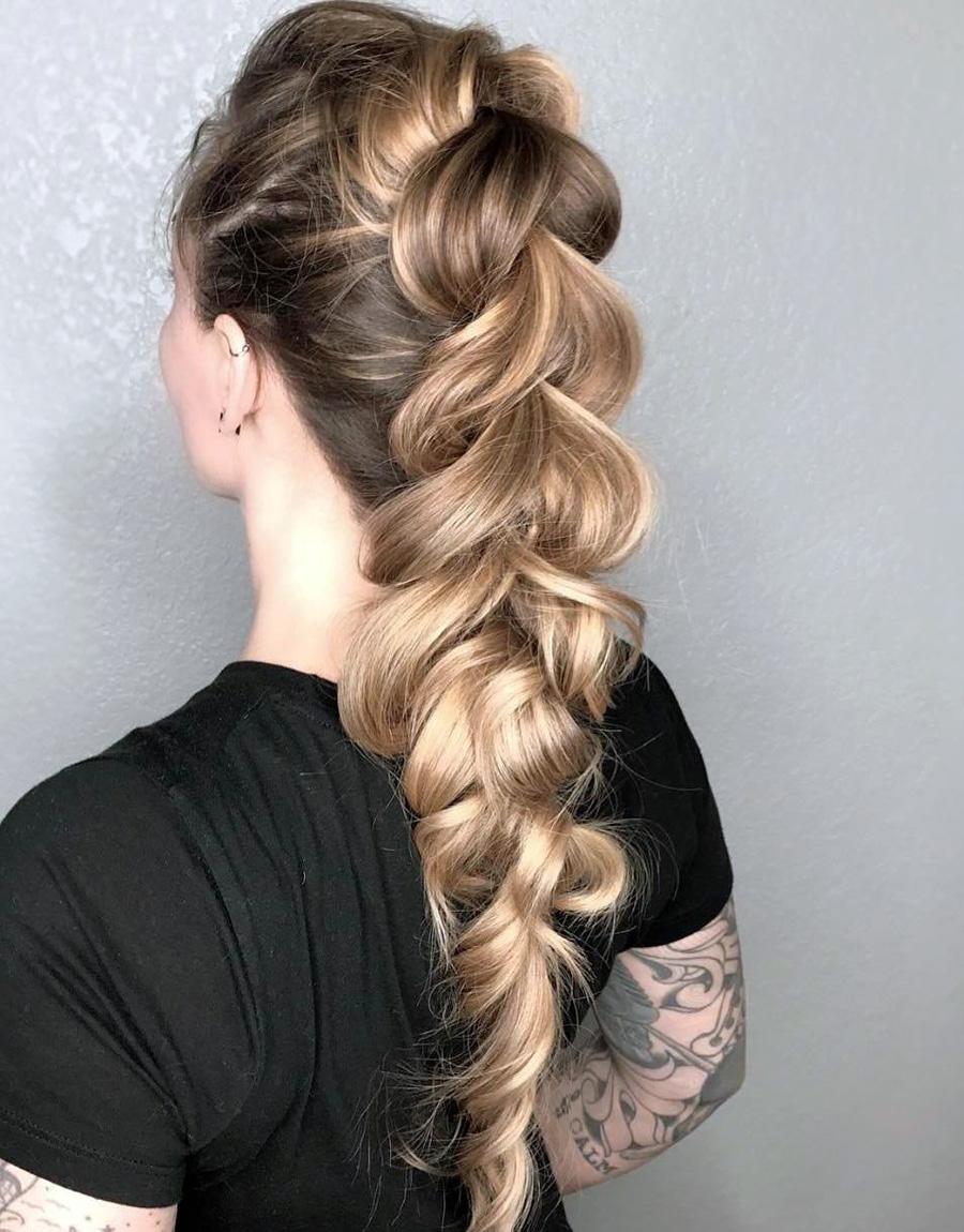 фото коса внешняя галкин засветили
